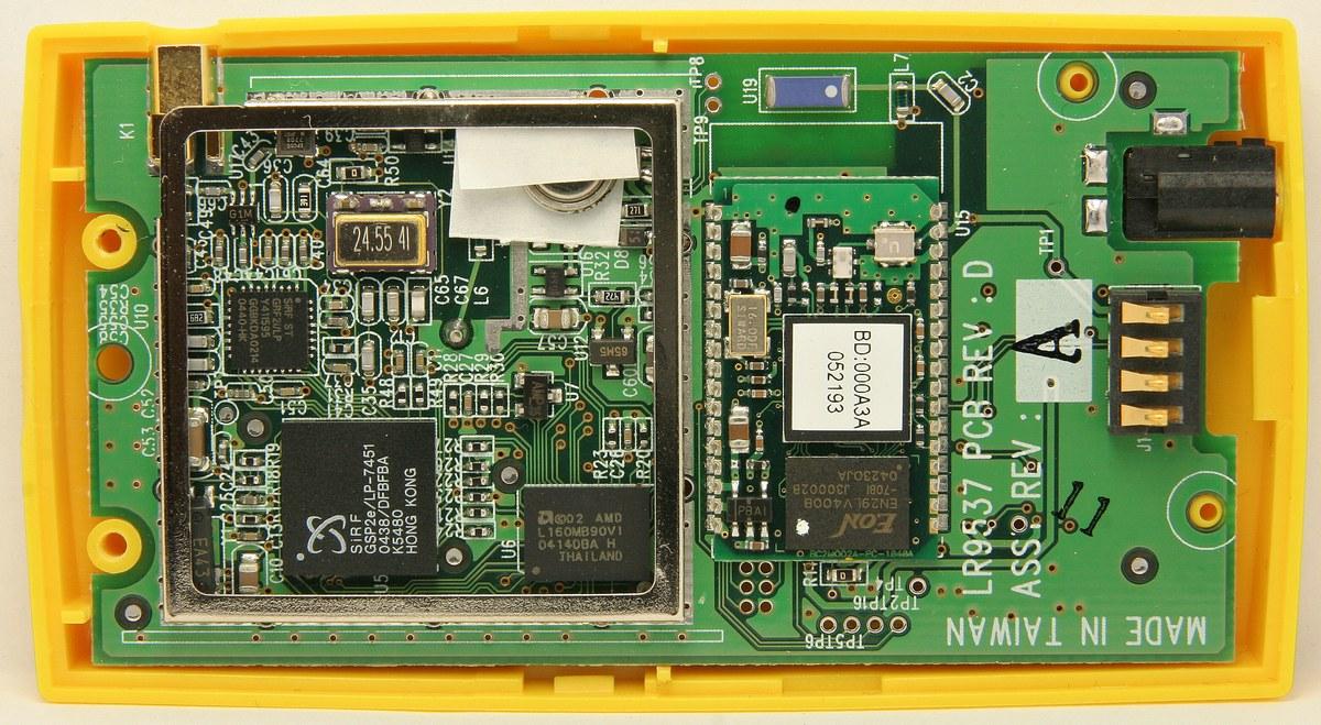 Gps Circuit Rf Circuits Nextgr