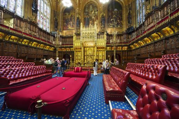 Visite du parlement de Westminster  bealondonercom
