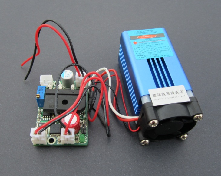 Blue Laser Module High Power Burning Laser Pointersdpss Laser Diode