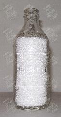 Bean Bag Beads  Milk Bottle Filler Beads  white