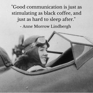 anne morrow lindbergh Coffee