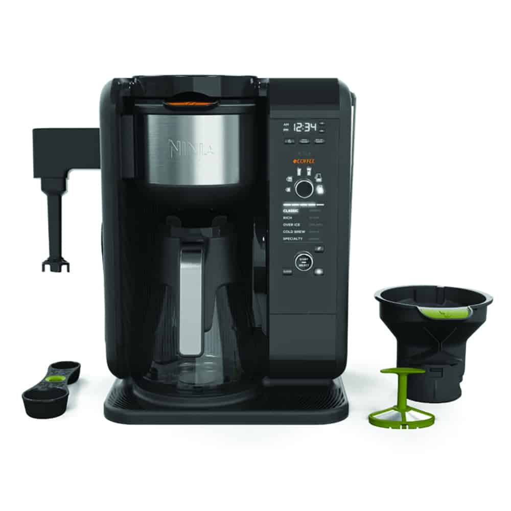 Ninja Hot And Cold Brew System CP301 & CP307 Coffee Maker ...
