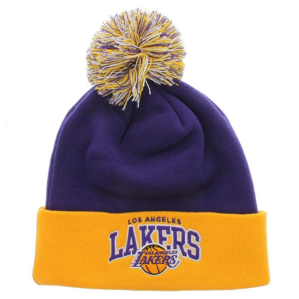 Lakers Beanie  Beanie Ville