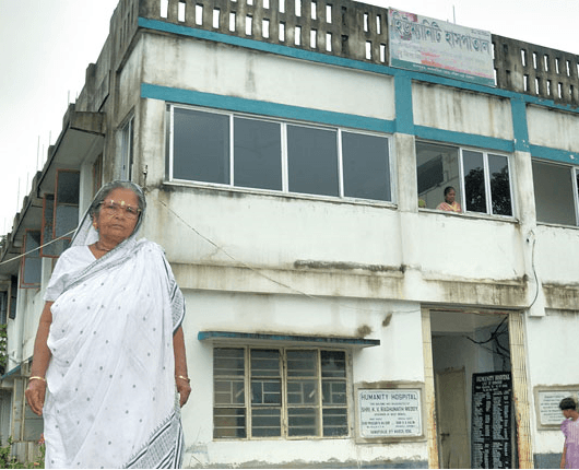 Subhashini Mistry- The women who built the hospital by selling vegetables