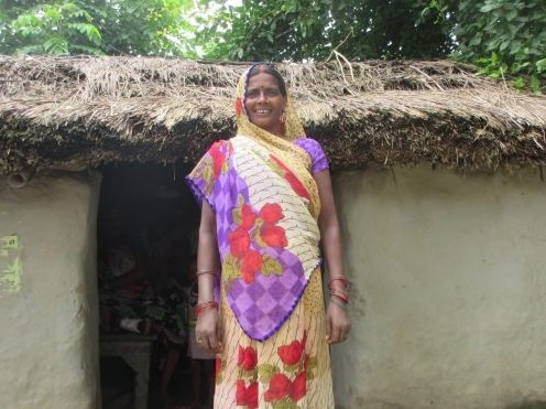 Mahima, Daily Wage Laborer Fought Successfully And Won The Battle For Equal Wages For Her Fellow Workers And Herself