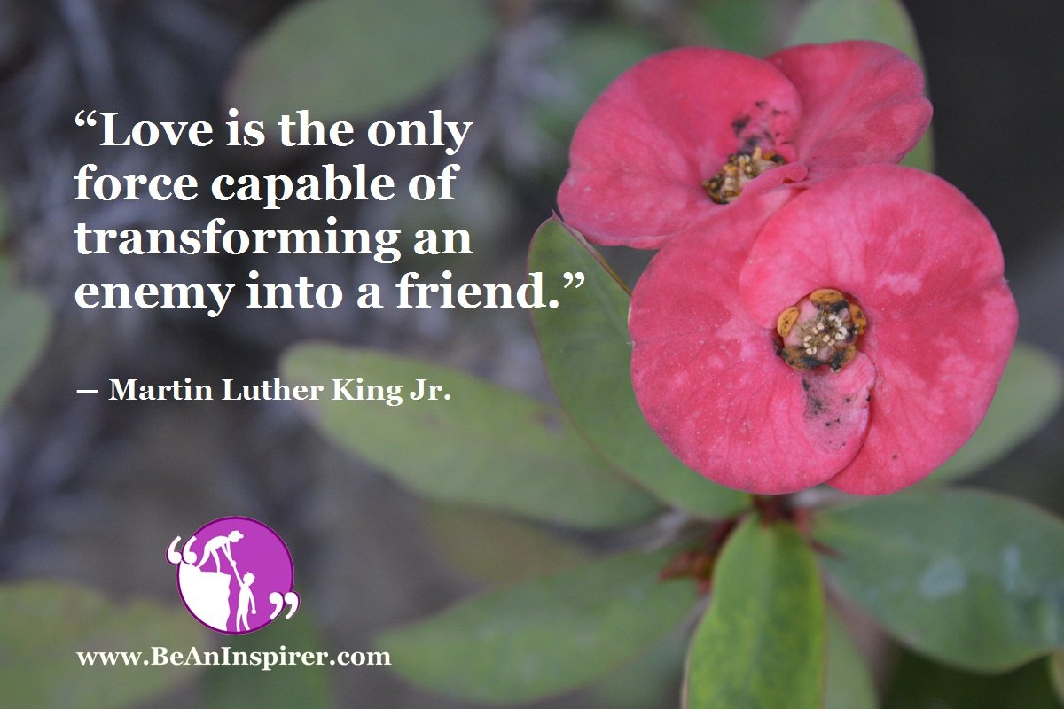 Love-is-the-only-force-capable-of-transforming-an-enemy-into-a-friend-Martin-Luther-King-Jr-Be-An-Inspirer