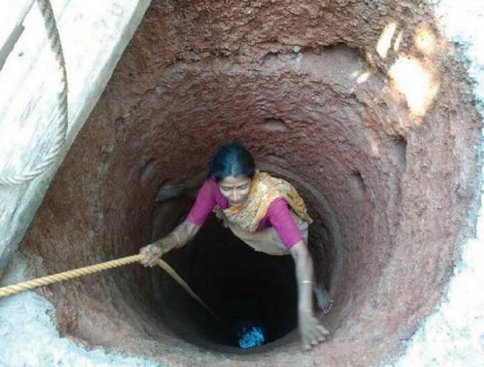 51-year-old-Gouri-of-Karnataka-was-named-Lady-Bhagiratha-Be-An-Inspirer