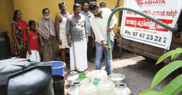 Find Out How One Man, Binoop, Supplied Drinking Water To An Entire Village In Just 2 Days