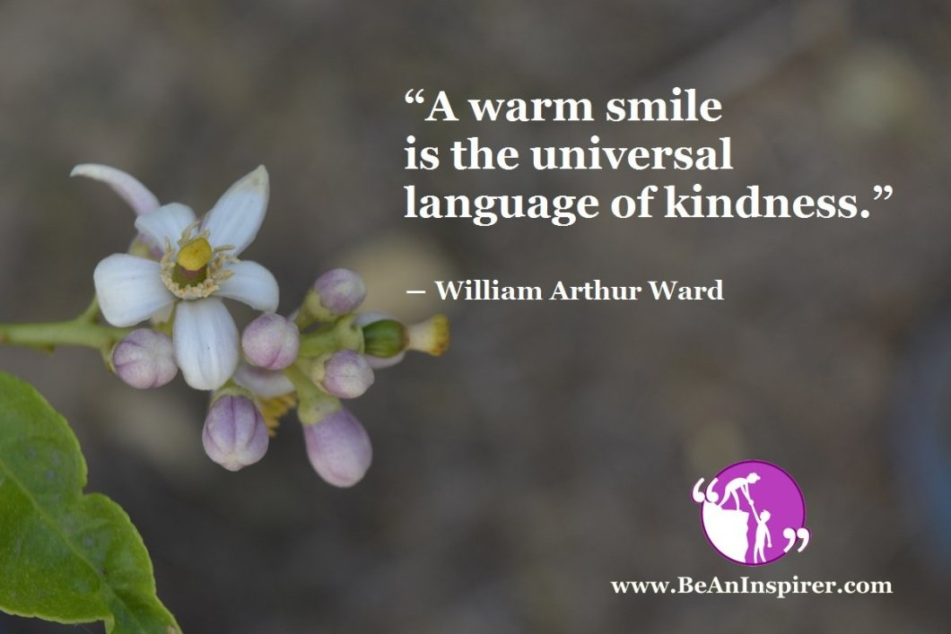 Smile To Make The World Smile With You - 12 Benefits of Smiling