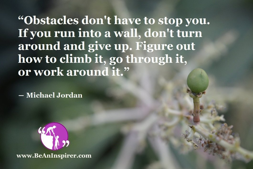 Hurdles Define Your Success