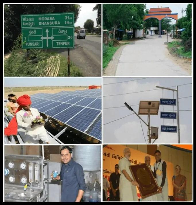 Punsari-Village-of-Gujarat-Be-An-Inspirer
