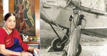 The Forgotten Tale of Sarla Thakral – The First Woman in Indian History to Fly an Aircraft