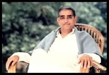 Founder of Swadhyaya Parivar