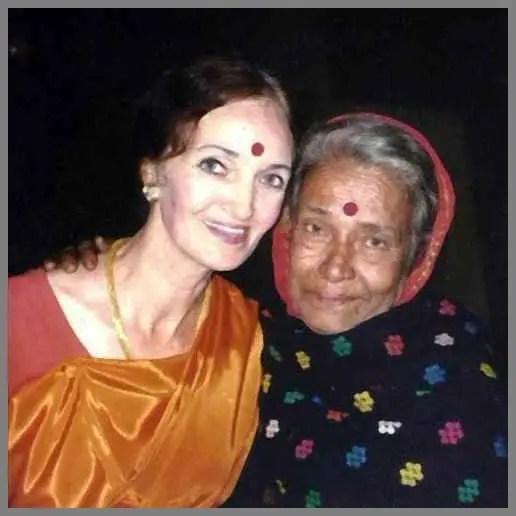 Pratima-Barua-Pandey-with-Erika-Nandy-Be-An-Inspirer