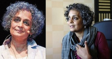 "Arundhati Roy – Political Activist and Author who Wrote ""The God of Small Things"""