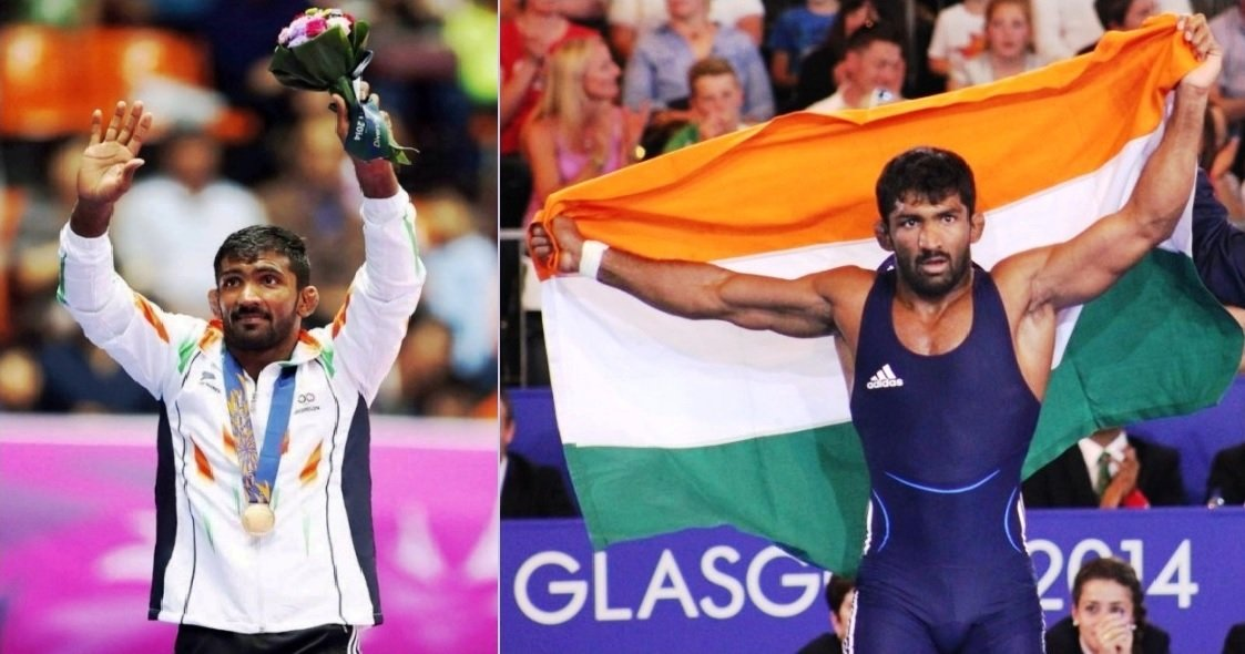 Yogeshwar Dutt – The Great Indian Wrestler Who Won Olympic