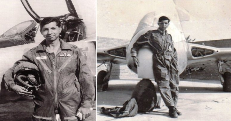 The-Fighter-Pilot-Air-Marshal-Denzil-Keelor-who-flew-with-Pride-Be-An-Inspirer