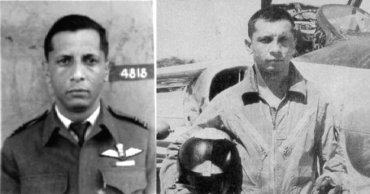 Wing Commander Trevor Keelor, Vir Chakra – The Top Gun Pilot of Indian Air Force, known as the Sabre-Killer