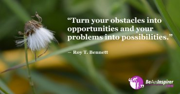 Optimism Kills the Hindrances and Creates Opportunities