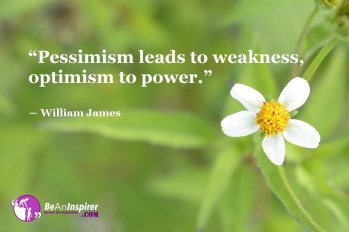 The Optimistic Always Wins: The Pessimistic Gives Up Too Soon