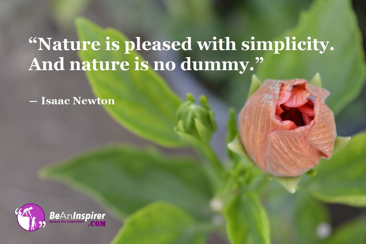 Simplicity: The Backbone Of Life But We Insist On Making It Complex