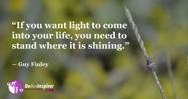 Light Dispels Darkness. Choose To Lighten Up Now