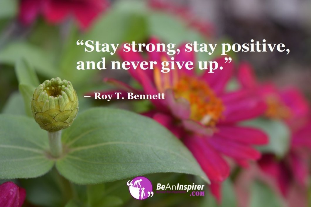 Try Repeatedly But Never Ever Give Up