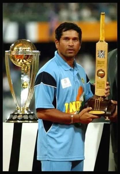 Sachin Tendulkar - Achievements