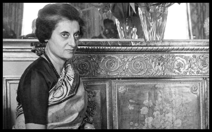 Indira Gandhi – First Term as Prime Minister (January 1966 to March 1977)