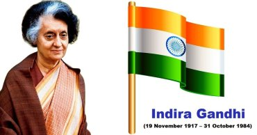 Indira Gandhi: The First and the Only Woman Prime Minister of India