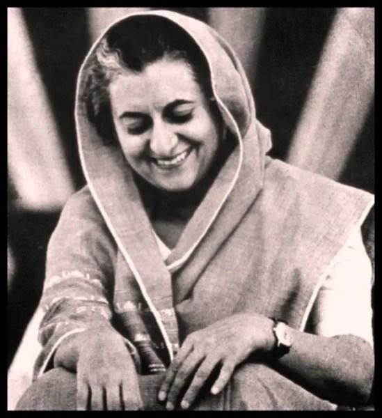 Indira Gandhi's Contributions