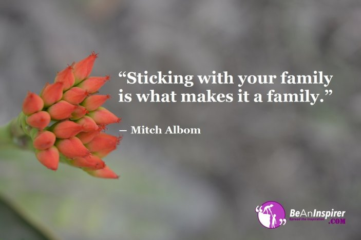 Top 100 Family Quotes (with Nature Photographs)