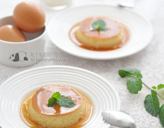 越式焦糖布丁【蛋香軟滑 ~ 焗爐 / 非焗爐版】Caramel Pudding