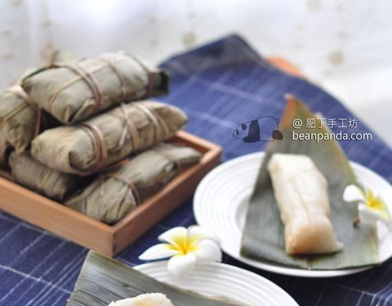 奶蕉糯米糉【越式甜品】Glutinous Rice Banana Rolls