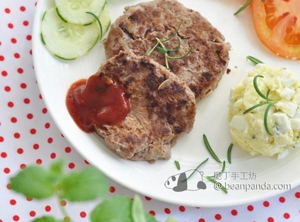 漢堡牛扒【鬆軟肉香】Hamburg Steak