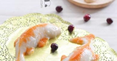 椰汁鯉魚年糕【魚躍龍門 / 無色素】Carpio Year Cake