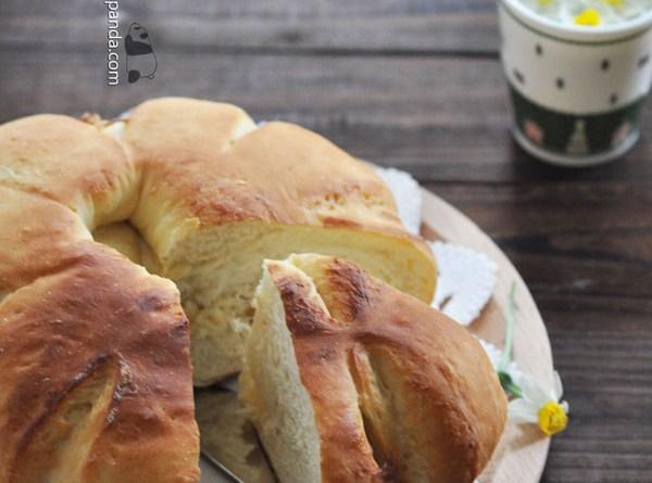 楓糖核桃麵包【天然焦糖香 / 無牛油 】Maple Walnut Bread
