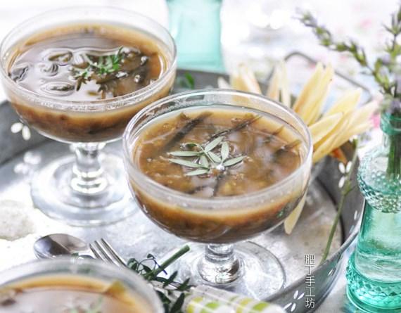 香草海帶綠豆沙【消暑妙品 / 不浸豆省時版】Mung Bean Soup