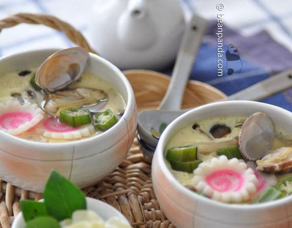 日式茶碗蒸【細膩嫩滑】Chawanmushi