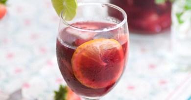 Sangria【西班牙傳統飲品】