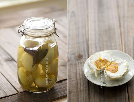 自製五香鹹蛋【鹹香適中】Spicy Salted Egg