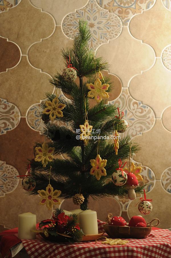 聖誕雪花玻璃曲奇【絢麗奪目 / 無泡打粉】Stained Glass Cookie