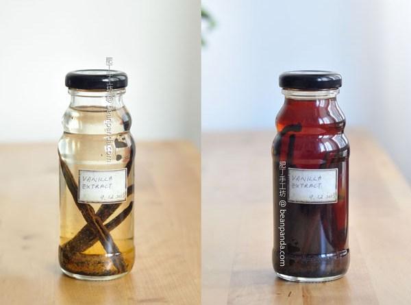 自製雲尼拿香精【西點神仙水】Homemade Vanilla Extract