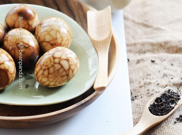 五香茶葉蛋【茶香四溢】Tea Egg