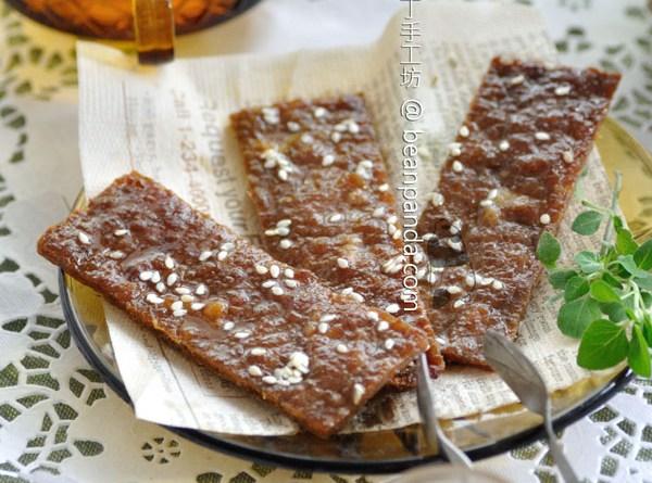 蜜汁豬肉乾【原汁原味】Honey Pork Jerky