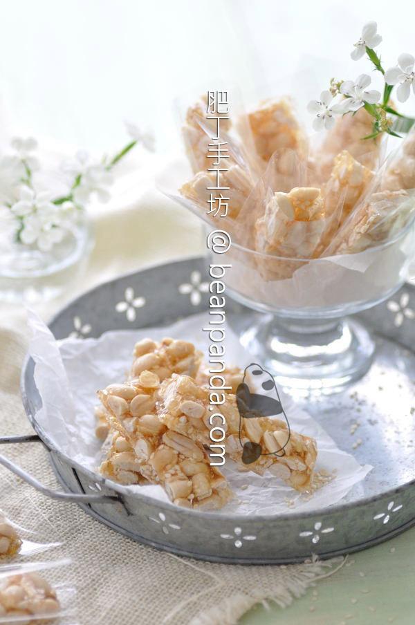 花生脆糖【懷舊糖果】Chinese Peanut Brittle
