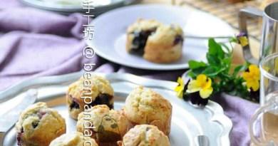 藍莓瑪芬【清爽小蛋糕】Blueberry Sour Cream Muffin