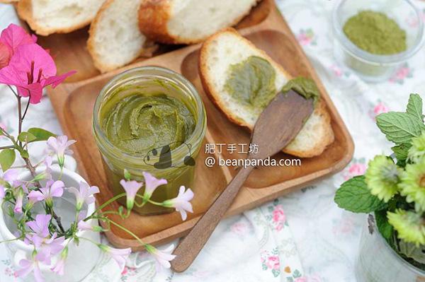 抹茶牛奶醬【簡易濃郁】Green Tea Milk Spread
