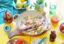 泰式檸檬蒸魚【鑄鐵鍋無水蒸料理】Lemongrass Steamed Fish