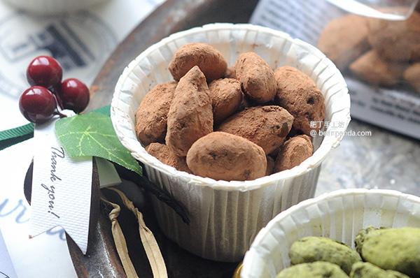 焦糖巧克力杏仁 從甘到甜 口感美妙 Homemade Caramel Chocolate Almonds Recipe